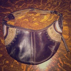 Coach satchel bag.
